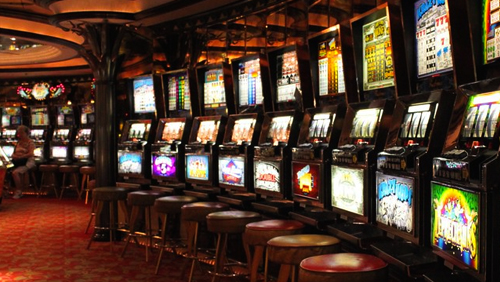 casinos and the global gaming industry